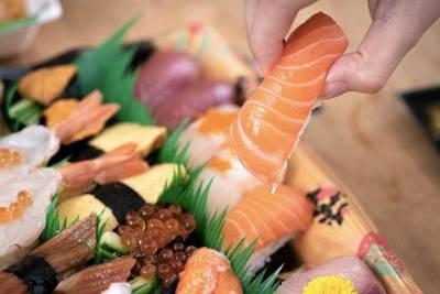 【好食課熱量圖鑑】生魚片 握壽司與軍艦壽司熱量大公開