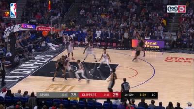 NBA/雙箭頭關鍵時刻發輝 助快艇3分險勝馬刺