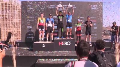 英雄世界自行車賽杜拜登場!被喻世界上最艱難登山賽