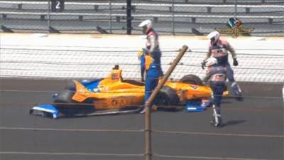 F1冠軍阿隆索挑戰三冠王 再度參加印地500賽事