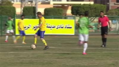 埃及75歲職業足球員 創史上最老進球紀錄