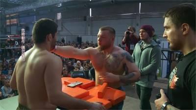 戰鬥民族就是狂!俄羅斯甩巴掌大賽拚冠軍
