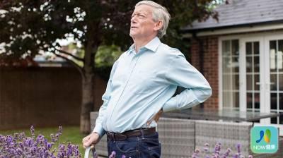 腰痠背痛以為運動過度 就醫發現攝護腺癌已轉移