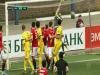 白俄羅斯足球超級聯賽 上演精彩角球射門破網
