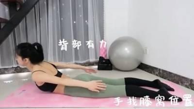 網美教練分享瘦後腰肉動作!4個「棒式變化」款剷除後腹 側腰肉,兩週腰圍變纖細有感