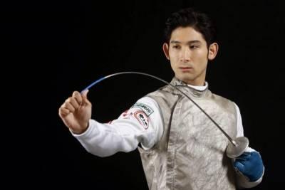 日本奧運擊劍銀牌因疫情快斷炊 兼差送外賣