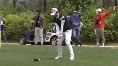 南韓高球創世界第一 KLPGA閉門復賽