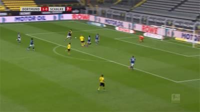 足球/德甲閉門復賽!多特蒙德4:0大勝沙爾克