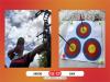 首屆世界線上射箭賽 女射手擊敗男子奪冠
