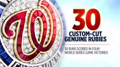 MLB/國民隊冠軍戒寶石有玄機!「鯊魚寶寶」也藏在內