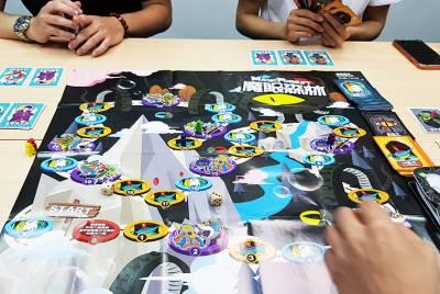 台灣防盲募資推廣魔眼森林 玩桌遊也可增長眼科知識