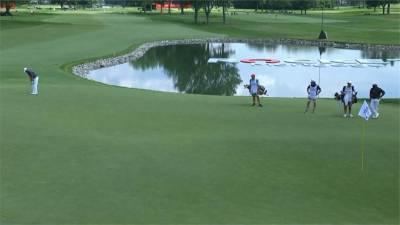 高球/PGA火箭信貸菁英賽 潘政琮首輪並列128名