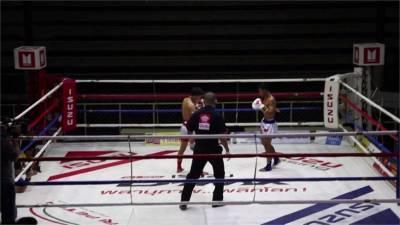 三月中因疫情停賽 泰拳終解禁打閉門賽