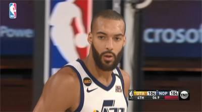 NBA停賽141天後開打 染疫中鋒復賽變英雄