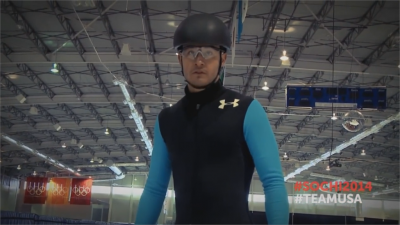冬奧滑冰銀牌選手艾瓦瑞茲 30歲上大聯盟圓夢