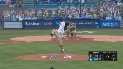 MLB/道奇百億合約沒白花 貝茲第6度單場3轟平紀錄