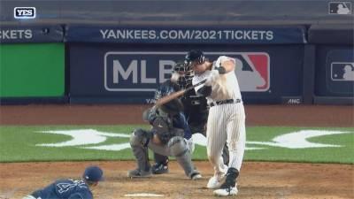 MLB/洋基中止主場10連勝! 田中將大表現失常