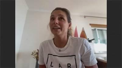 征服5層樓巨浪 巴西女選手破世界紀錄