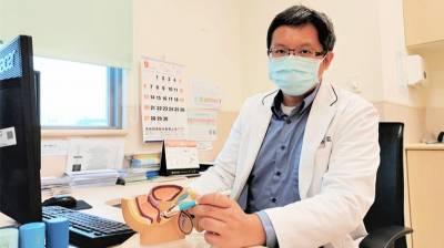 旅美老翁攝護腺肥大瀕臨洗腎 返台雷射治療2周後康復
