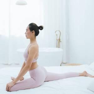 梨形身材「縮臀瘦腿」伸展運動!拉筋瘦腿 屁股小一圈,拉長肌肉線條不怕練成粗壯腿