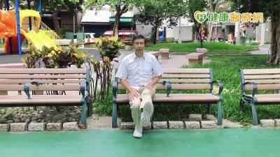 坐著單腳站不起來 下肢肌力不足恐有肌少症