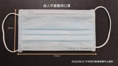 「雙鋼印」口罩明開賣預期大排隊! 指揮中心先撒4千萬片應急