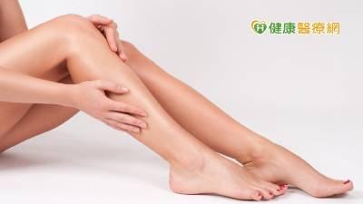消除蘿蔔腿 先分辨你是哪一種