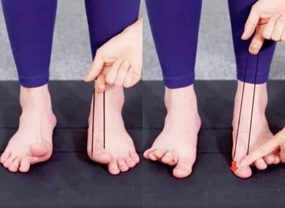 正確走路瘦小腿!教練傳授矯正「足底施力」運動,兩週小腿變纖細 腳踝消腫有感