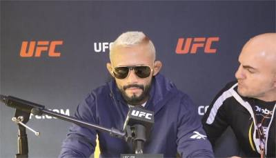 UFC蠅量級冠軍選手 放話打敗所有挑戰者
