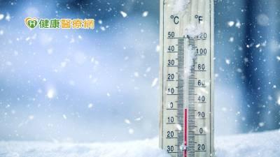 寒潮爆發氣溫急凍 注意護心,保暖禦寒不可少