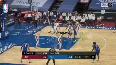 NBA防堵疫情擴散 禁敵隊擁抱減少交流