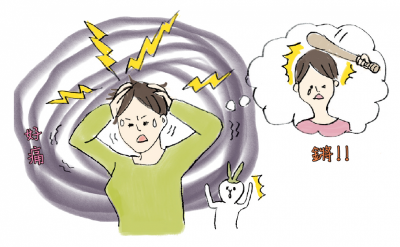 暗藏高危險的「二次性頭痛」!除了頭痛,還有這些症狀.....2大疾病要當心!