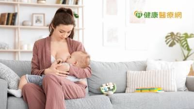 媽媽感冒時可以餵奶嗎? 醫師破除哺乳10個迷思