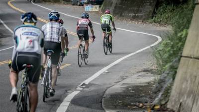 三峽北113自行車挑戰 揪團直攻東眼山