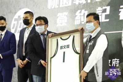 桃園戰鬥猿成軍 參戰3對3籃球聯盟