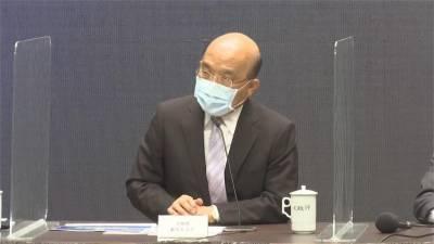 快新聞/雙北升到第三級警戒 蘇貞昌:沒有停班停課