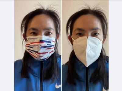 台灣口罩不合奧地利規定!錢薇娟好驚訝 留學生暖救援