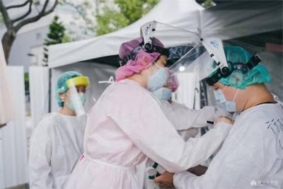 快新聞/竹科專案篩檢站! 378名移工1人「快篩陽性」PCR採檢中
