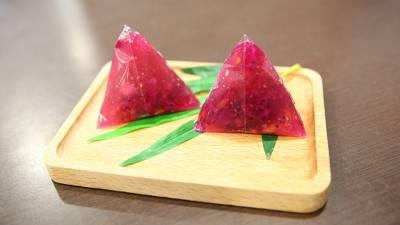 端午節防疫冰粽來了! 水果冰粽熱量低自己DIY超簡單