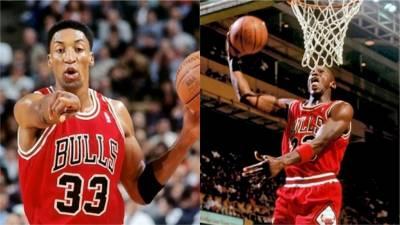 NBA/皮朋批「最後一舞」過譽喬丹 揭未公開故事