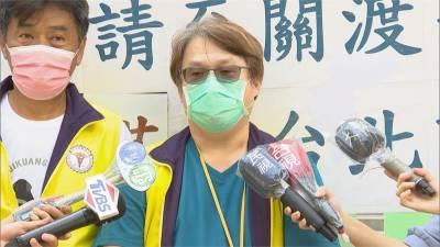快新聞/北市開第一槍替獸醫打疫苗 醫師感謝