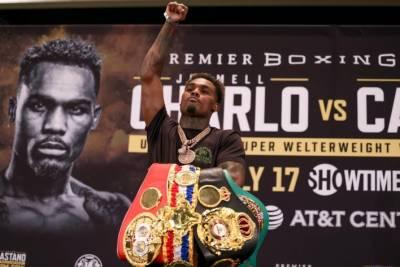 國際最新拳擊資訊焦點-Jermell Charlo vs Brian Castano 之戰將在本週開打 Efe Ajagba vs Frank Sanchez 之戰