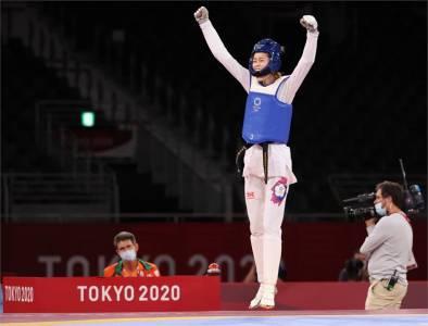 東奧/跆拳道女將羅嘉翎勝!10:6奪銅牌