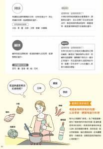 日本漢方醫學理論敎你如何吃出健康之「食物的味道不同 效用也不同」